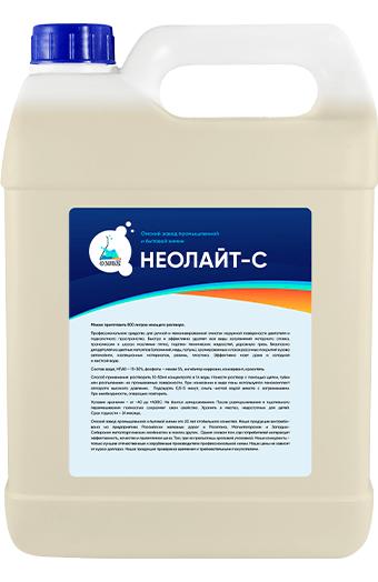 Неолайт-18, моющее средство для промышленности и транспорта